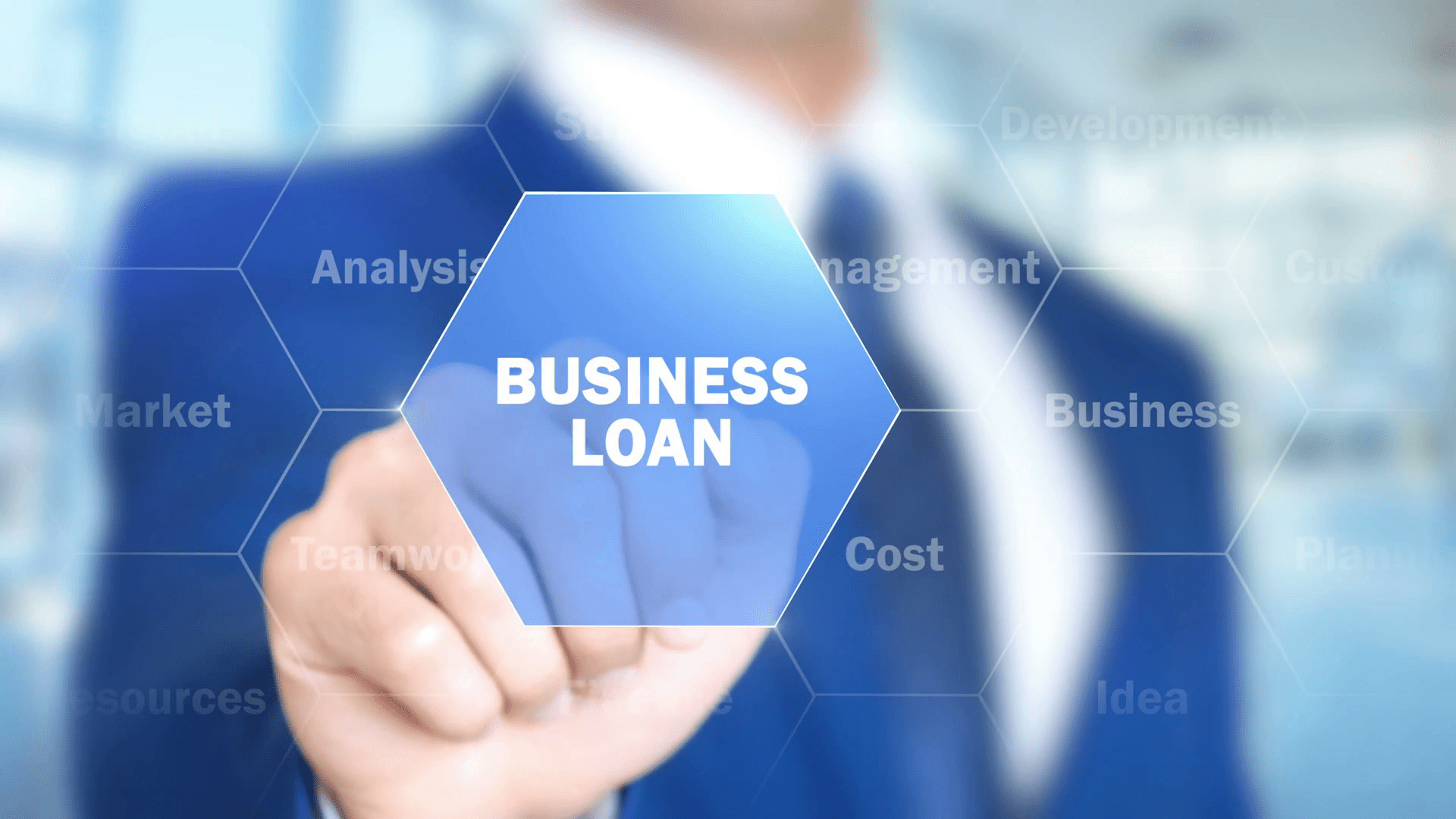 How can we apply for a small business loan in Canada